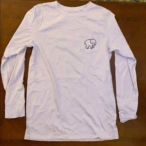 Ivory Ella Long-Sleeved T-Shirt